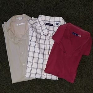 Group of 3 Shirts